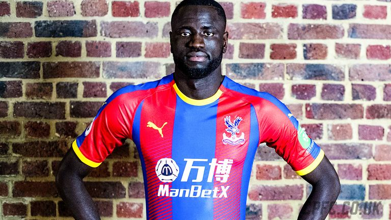Cheikhou Kouyate joins from West Ham