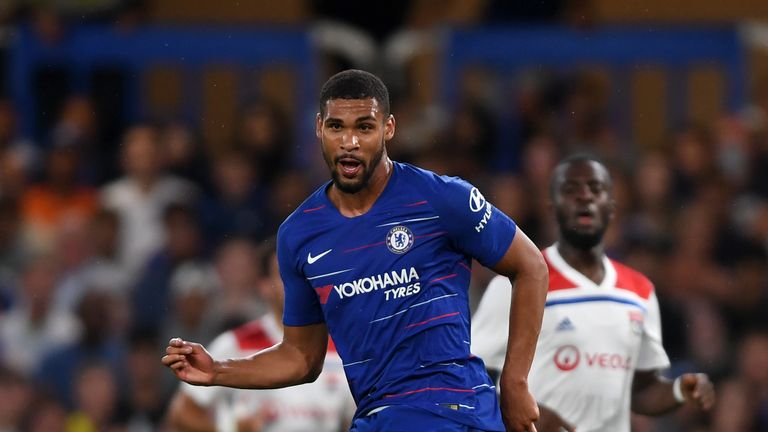 Ruben Loftus-Cheek remains in Maurizio Sarri's plans at Chelsea