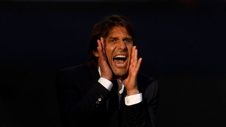 Antonio Conte was sacked by Chelsea after two seasons this summer