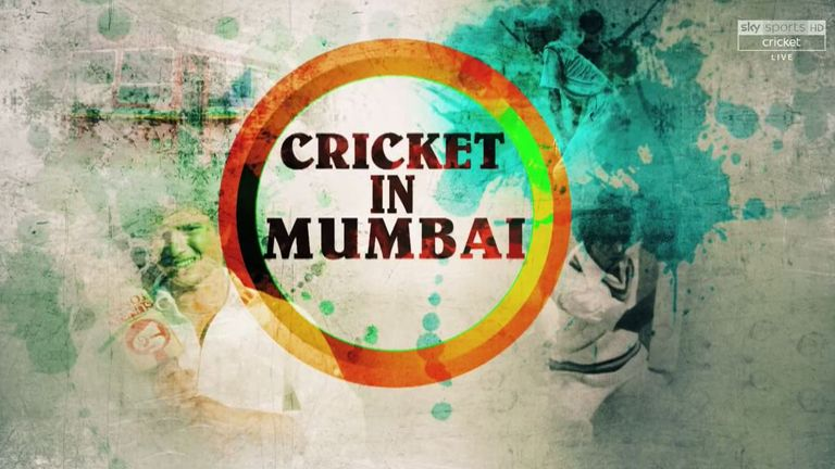 Nasser Hussain visited Mumbai for our fascinating series
