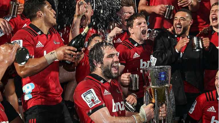 Will the Crusaders make it three Super Rugby titles in a row in 2019?