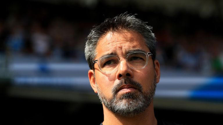 David Wagner's Huddersfield have taken one point from their first three Premier League matches