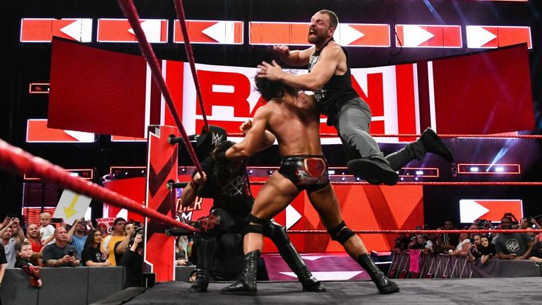 Ambrose came up short in his bid for the Raw tag titles alongside Seth Rollins at Hell In A Cell, but the match was outstanding