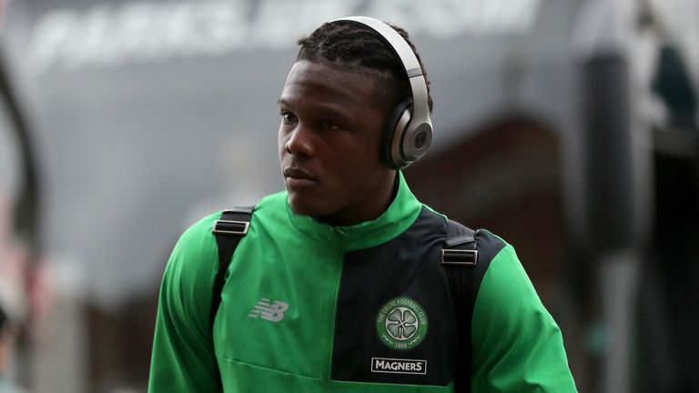 Dedryck Boyata has yet to play for Celtic this season