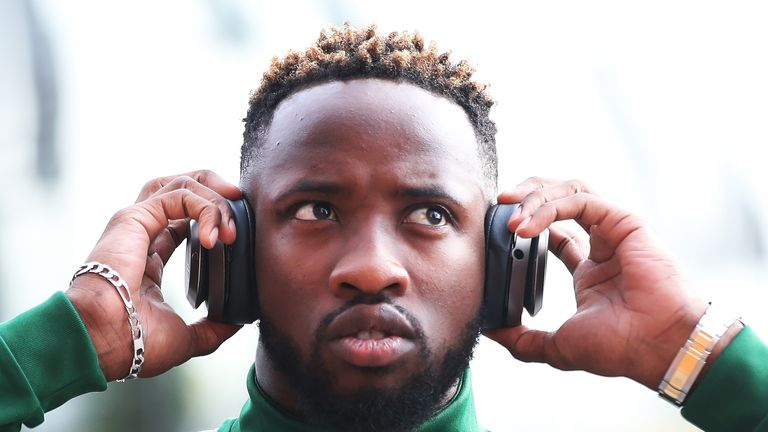 Moussa Dembele has no regrets over swapping Glasgow for Lyon