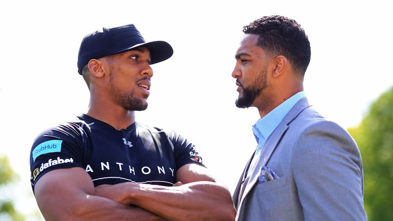 Dominic Breazeale Wants Anthony Joshua Rematch To Banish Demons From