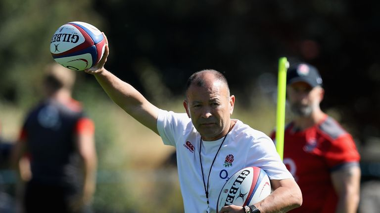 The changes are designed to improve the welfare of Eddie Jones' England squad