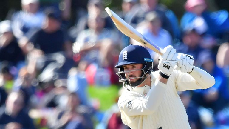 James Vince has played in 13 Tests over two spells in the England team