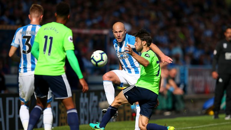 Huddersfield drew 0-0 with Cardiff in the Premier League last weekend.