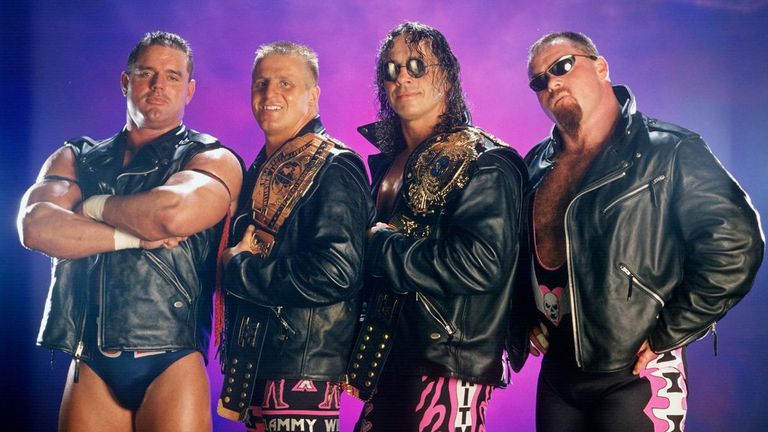 Bret Hart is now the only surviving member of the Hart Foundation faction from the mid-1990s WWF