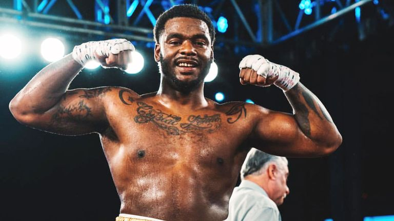 Hasim Rahman Jr will now be on the undercard