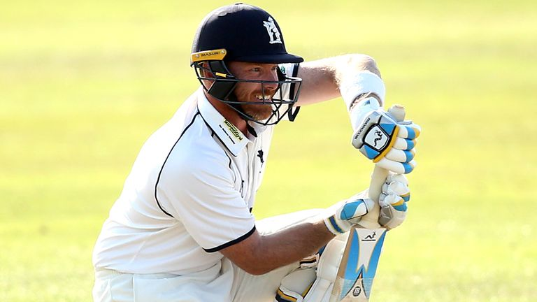 Ian Bell scored 204 at Colwyn Bay to go past 20,000 first class runs