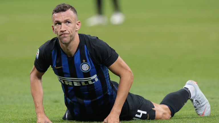 Ivan Perisic was a target for Manchester United under Jose Mourinho