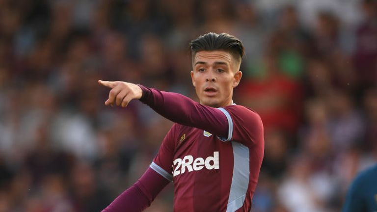 Aston Villa rejected Tottenham's £25m bid for Jack Grealish