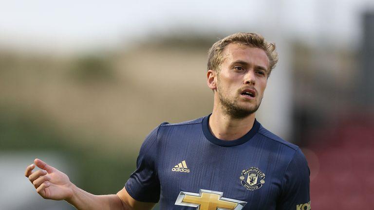 James Wilson has joined Aberdeen on loan