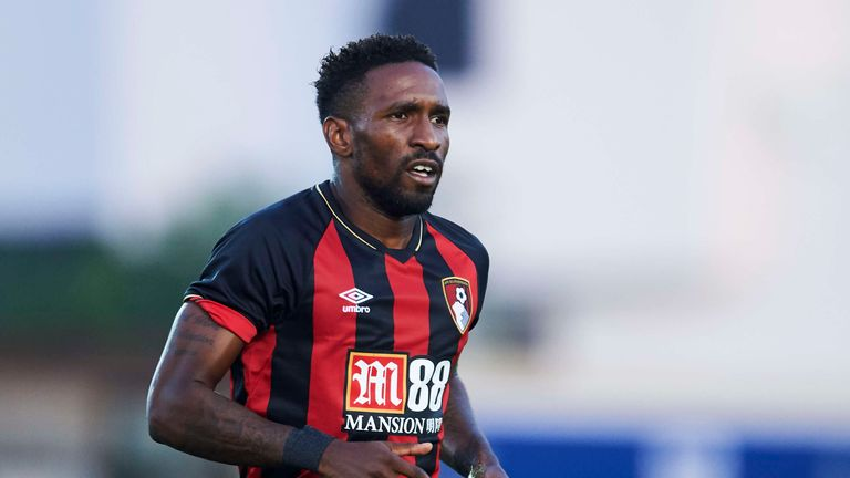Bournemouth striker Jermain Defoe is the most experienced active player in the Premier League
