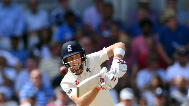 Joe Root's England side are third in the Test rankings, three spots above Sri Lanka