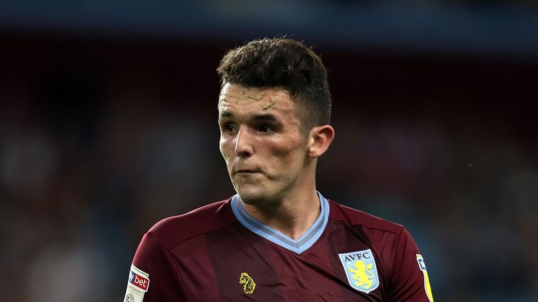 McGinn signed for Aston Villa from Hibernian in the summer
