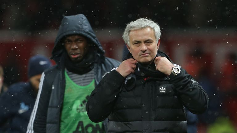 Pogba: A coach and a player don't have to be best friends