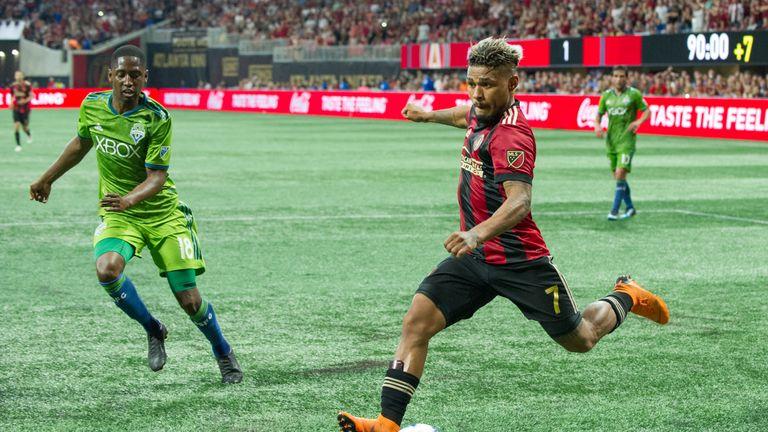 Martinez has scored 34 goals in 2018 for Atlanta