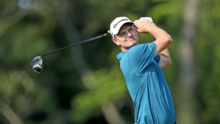Justin Rose spent five separate spells as world No 1