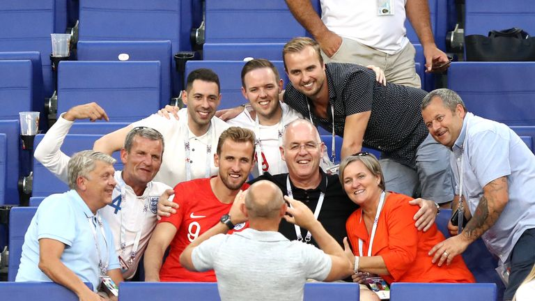 England players have reconnected with the nation's fans, Sky Sports pundit Gary Neville has said
