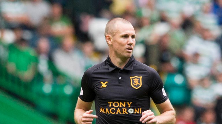 Kenny Miller left his role as player-manger of Livingston