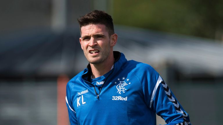 Kyle Lafferty has re-joined Rangers on a two-year deal