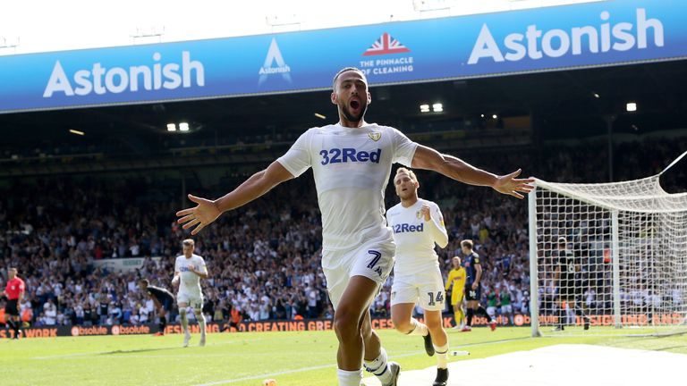 Kemar Roofe is absent for Leeds