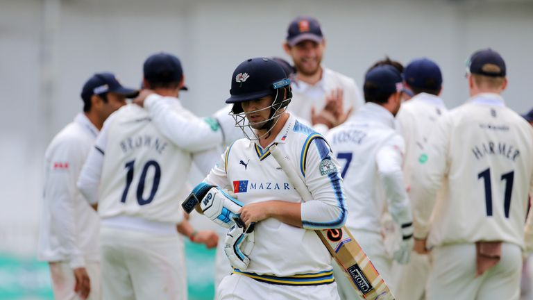 Lees adds experience to Durham's squad and has played 89 First Class matches