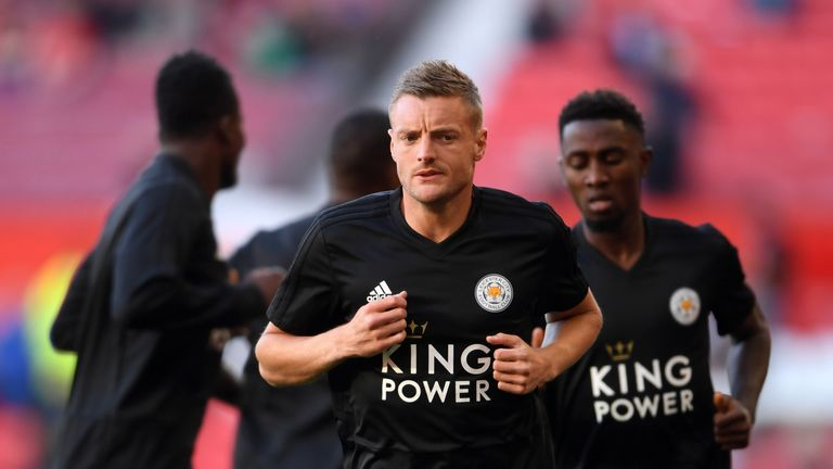 Jamie Vardy has all but called time on his England career