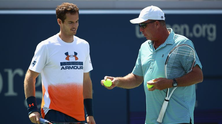 Lendl led Andy Murray to the US Open title in 2012