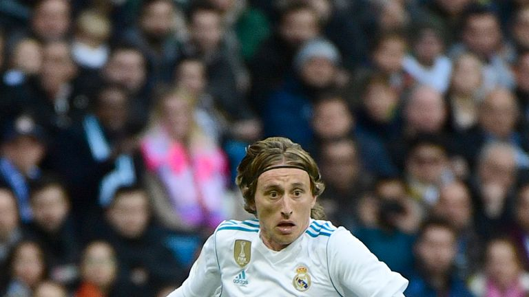Luka Modric will not be allowed to leave Real Madrid unless his release clause is met