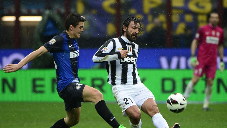 Kovacic has been likened to former Italy hero Andrea Pirlo among others