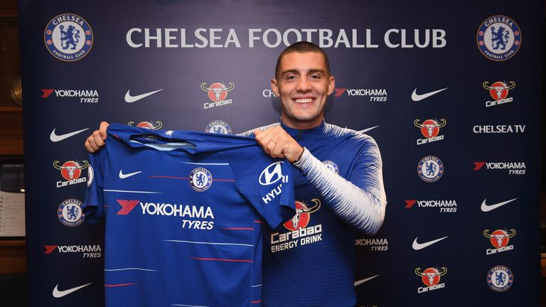 Mateo Kovacic has joined Chelsea on a season-long loan 1eb59d202