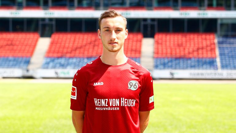 Mike-Steven Bahre is Daniel Stendel's fifth summer signing