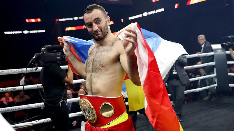Murat Gassiev lost his two world titles to Usyk in a points loss