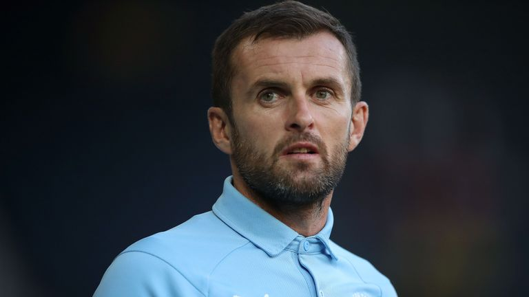 Nathan Jones is expected to take over at Stoke within the next 24 hours