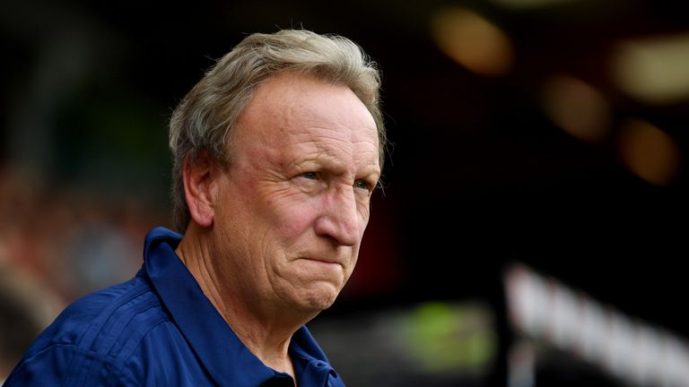 Neil Warnock says managers are well aware of the lack of security their job carries