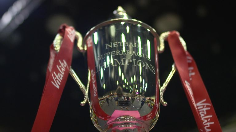 The coveted Superleague trophy has belonged to Wasps Netball for the past two seasons