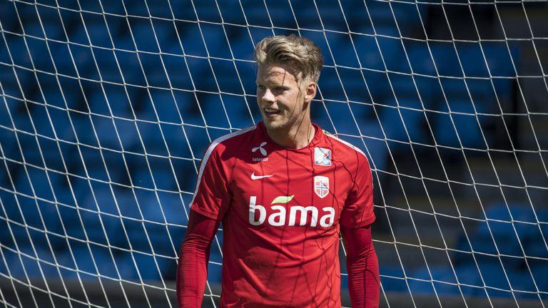 Aston Villa have signed Orjan Nyland from FC Ingolstadt