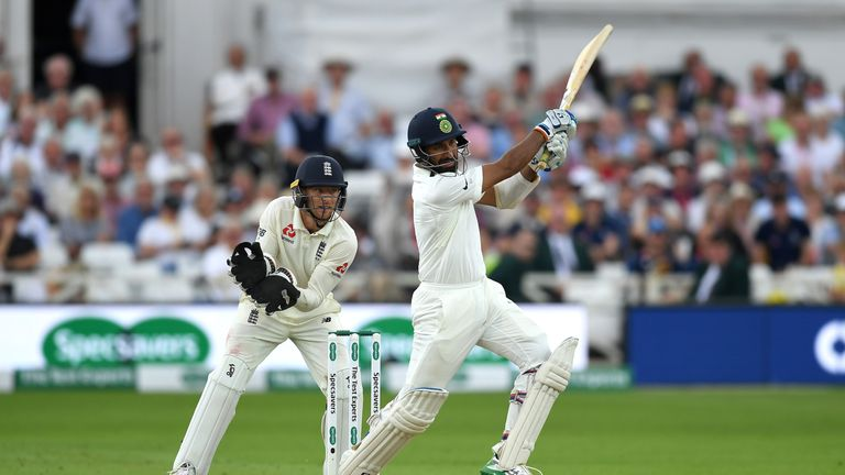 Nasser says England could do with a batsman in Cheteshwar Pujara's mould