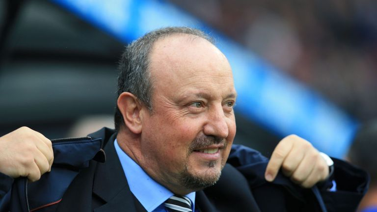 Rafael Benitez has refused to rule out leaving Newcastle before the end of the season