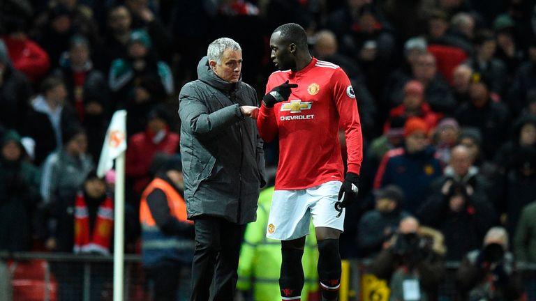 Romelu Lukaku will be Jose Mourinho's main striker again this season