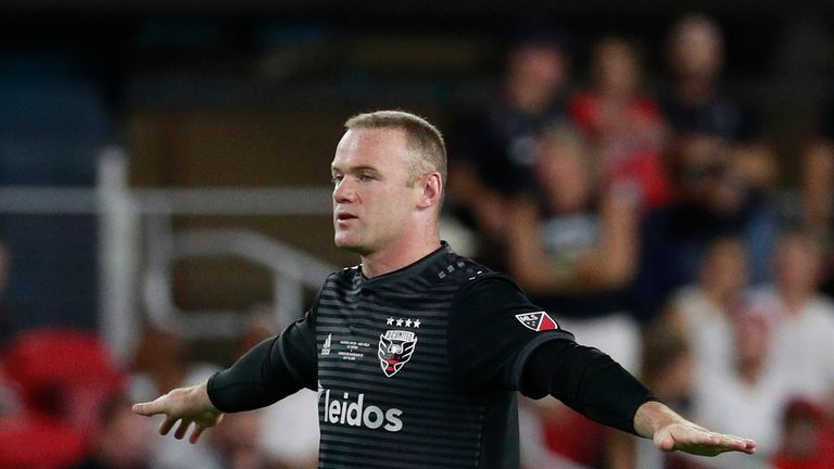 43fe16def How Wayne Rooney has helped transform DC United's fortunes in MLS ...