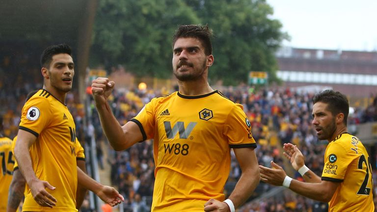 Ruben Neves is a reported target for Manchester City