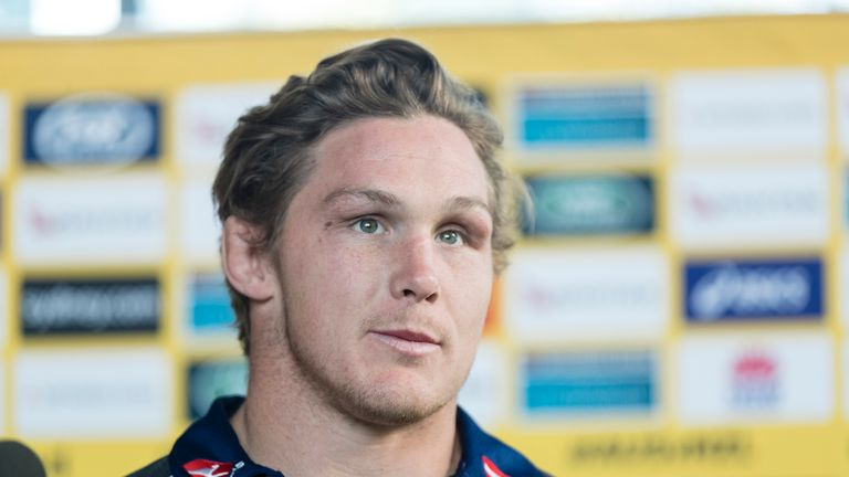 Michael Hooper will remain with the Waratahs until 2023