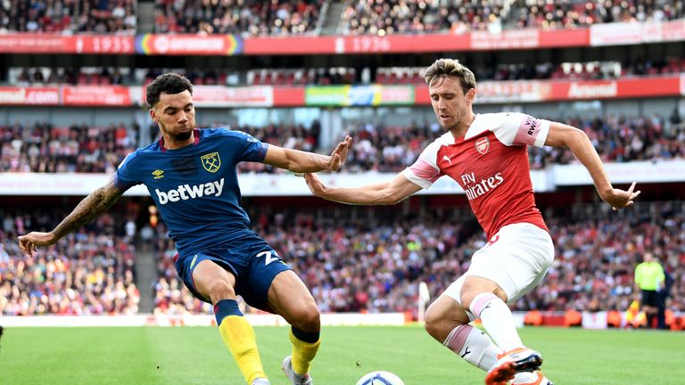 West Ham's Ryan Fredericks out for rest of 2018 with shin injury | Football News |