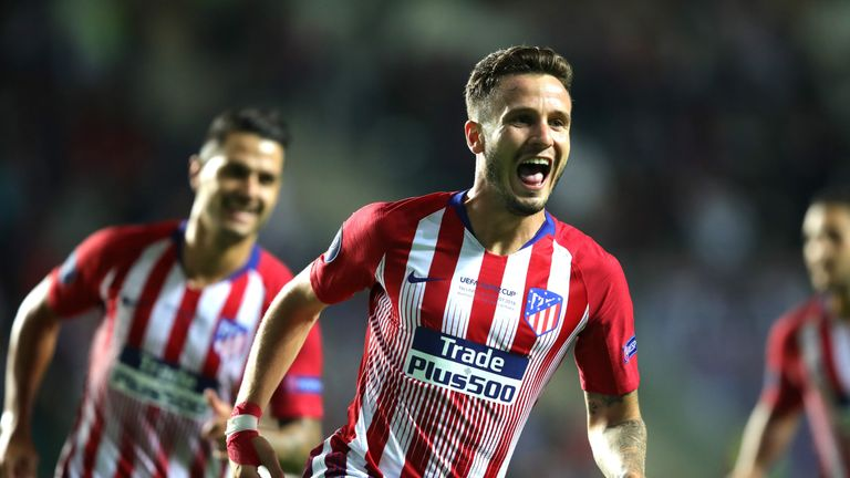 Euro Papers: Saul rules out Real move - Seria A - 29 September ...