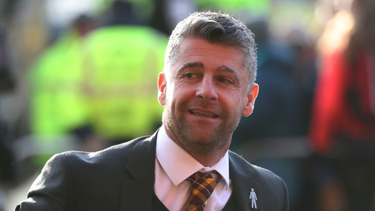 Motherwell boss Stephen Robinson is backing his side to cause an upset against Rangers